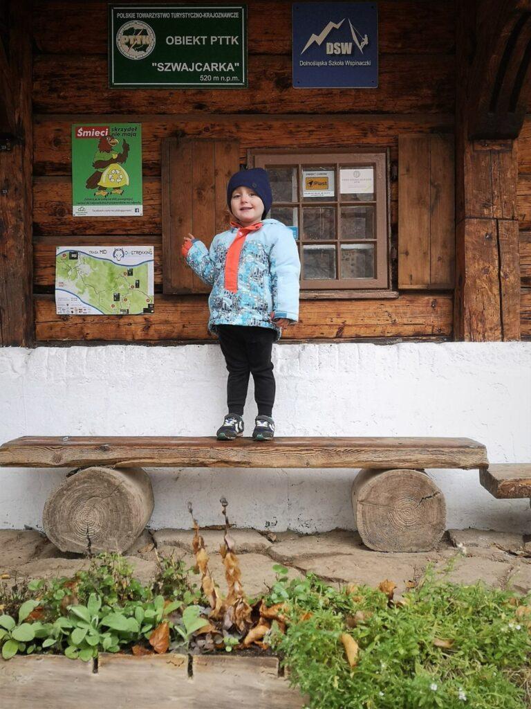 ojedenkrok.pl krzyżna góra